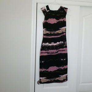 Bar III dress as 8-10